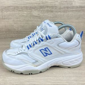 New Balance 407 White Athletic Women's Shoes